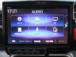 HONDAオプション10インチナビゲーション装備車です!!モニターが大きく多機能で大変人気のナビゲーションです!!