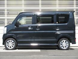 広々とした室内空間と高い乗降性を兼ね備えた軽自動車ワゴンとなります!