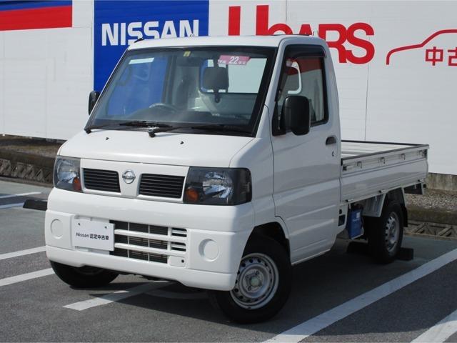 一家に一台!なにかと便利な軽トラック!!維持費も安いのでセカンドカーとしていかがですか?日産クリッパートラック DX 4WD 3AT