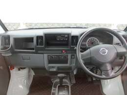 運転席エアバック付で安心です♪パワーステアリング付ですので、取り回しも楽に出来ます。