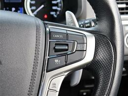 【 レーダークルーズコントロール 】レーダーが前走車を検知、追従する形で設定した速度を維持するのでドライバーの負担軽減に繋がります!