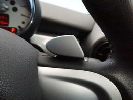 ●ステアリングパドルシフト:クイックなシフト操作が可能!レスポンスが高く、あなたのギア変則にしっかりと付いてきてくれます!お車と一体になれる装備です!