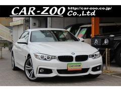 BMW 4シリーズ カブリオレ の中古車 435i Mスポーツ 兵庫県尼崎市 398.0万円