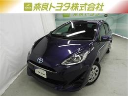 トヨタ アクア 1.5 S スタイルブラック フルセグメモリーナビ+バックモニター