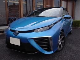トヨタ MIRAI ベースモデル ナビTVバックモニターETCシートヒータ-
