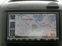 メモリーナビ<MJ119D-A>(フルセグTV/CD/SD/Bluetooth)!