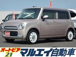 スズキ アルトラパン 660 ショコラ G 純正CD・Pスタート・アイドリングストップ