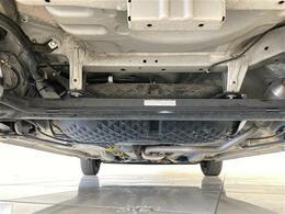 エンジンルームも下回りもサビ等少なく状態は良好です!オプションで防錆処理も承ります!