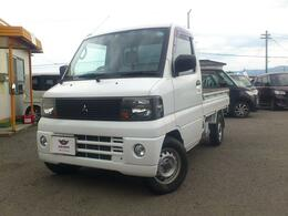 三菱 ミニキャブトラック VX-SE 4WD  エアコン付 フォグ CD