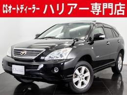 トヨタ ハリアーハイブリッド 3.3 Lパッケージ 4WD JBL/サンルーフ/4WD/純正HDDマルチナビ