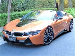 BMW i8ロードスター ベースモデル BMWレーザーライト ACCAROインテリア