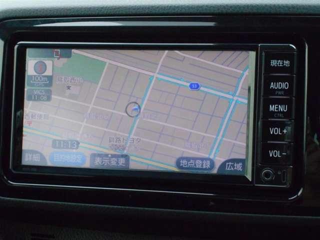 【ナビ】「遠出をする自信がない、無事に帰ってこられるか不安。」今まで、こんな不安がある為に出かけるのを控えてませんでしたか?タッチパネル操作で簡単に目的地を設定でき、安心したドライブが出来ます!