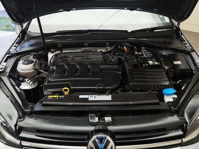 2.0L TDIエンジン。