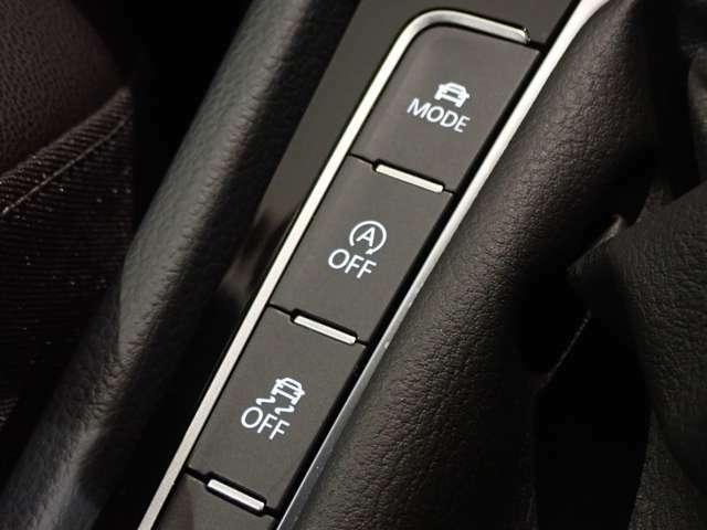 ドライビングプロファイルシステムは、エコ、ノーマル、スポーツ、カスタムと4つのモードが選択でき、カスタムは3オリジナルの組み合わせが可能です。
