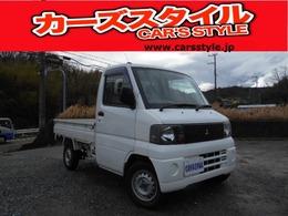 三菱 ミニキャブトラック 660 Vタイプ 修復歴無し 保証付き 5MT エアコン