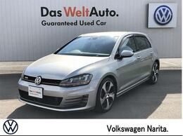 フォルクスワーゲン ゴルフ GTI VW認定中古車