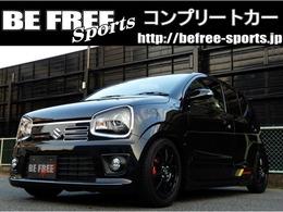 スズキ アルト ワークス 660 TEIN車高調・新車コンプリート