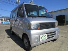 三菱 ミニキャブバン 660 CL ハイルーフ 4WD キーレス・パワーウインド(フロント)