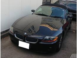 BMW Z4 ロードスター2.2i ETC
