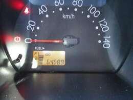 走行64589kmキロ☆内・外装クリーニング済み!キレイなお車です☆