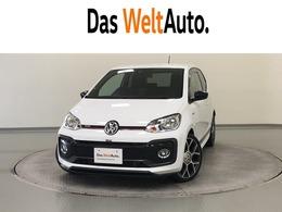フォルクスワーゲン up! GTI 特別限定車・専用シート/ホイール・ナビ