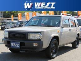 日産 ラシーン 1.8 ft タイプII 4WD ユーザー買取車両・ETC・社外CDデッキ