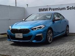 BMW 2シリーズグランクーペ M235i xドライブ 4WD 弊社デモカー ACC Fシートヒータ- 18AW