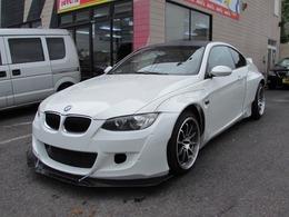 BMW 3シリーズクーペ 320i Mスポーツパッケージ PANDEMボディーキット・車高調