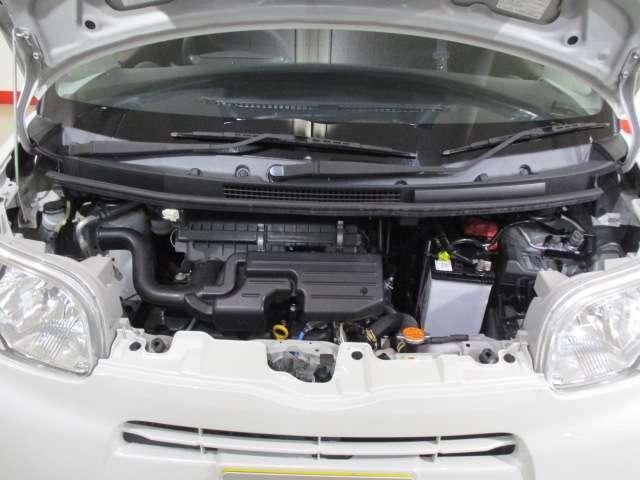 エンジンルーム(ABS装備)