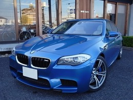 BMW M5 4.4 インディビジュアルシート サンルーフ