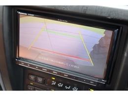 駐車時に便利なバックカメラを新品装着!