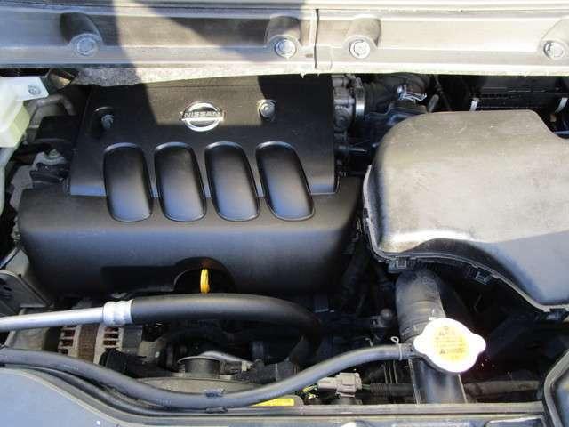 2.0L直列4気筒DOHCエンジン!タイミングチェーン使用です!