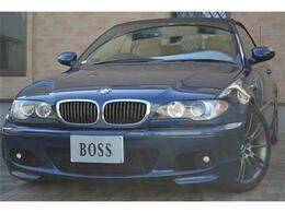 BMW 3シリーズカブリオレ 330Ci ユーザー買取 Mスポ仕様 ベージュ革