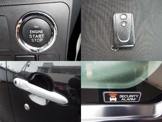 リモコンキーをお持ちであればボタン1つで簡単にエンジンのスタート・ストップや施錠・解錠ができます!
