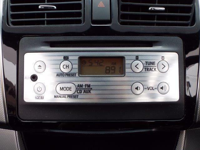 純正CDステレオ/ラジオ付き!最新モデルのカーナビやオーディオの取付けも承ります!