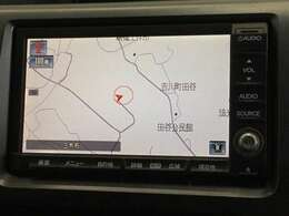 HDDナビが装着されています。フルセグTV対応です。