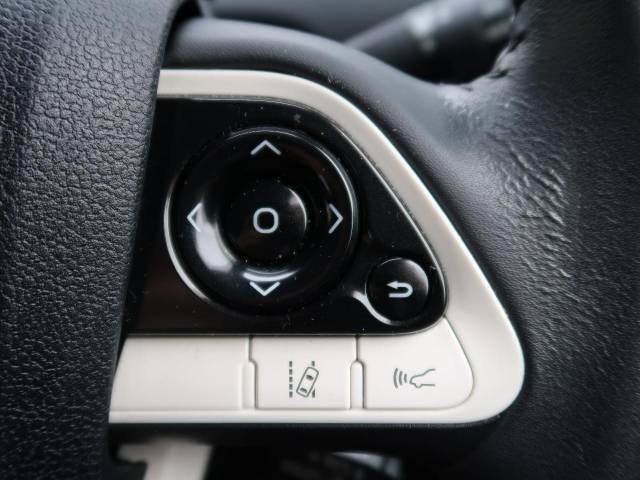 ★【車線逸脱警報】フロントカメラによりレーンマーカーを検知し、意図せずに走行車線から逸脱しそうな場合、メーター内の警告灯とブザーで注意喚起してくれます♪