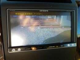 【バックカメラ】 駐車の際にあると安心のバックカメラ付き♪見えにくい後方視界も一目瞭然☆