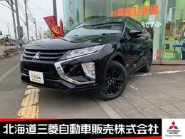 三菱 エクリプスクロス 1.5 ブラック エディション 4WD ドラレコ前後/ETC/冬タイヤ積込