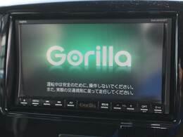 メモリーナビ装備!!ワンセグTV CD DVD再生 ミュージックサーバー Bluetooth搭載!!