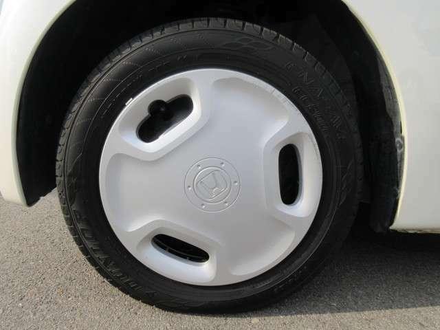 タイヤ周りも綺麗です!!