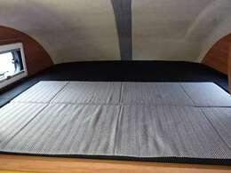 バンクベッドスペースも広々としておりゆったりとお過ごしいただけます☆ 190×170センチ☆