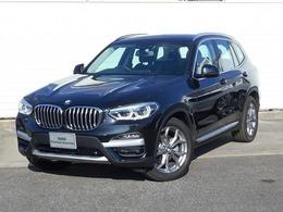 BMW X3 xドライブ20i xライン 4WD 19AW黒革地デジACCPアシストETC1オナ認定車