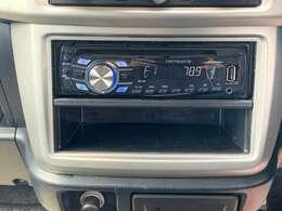 CD AUX iPod接続可能