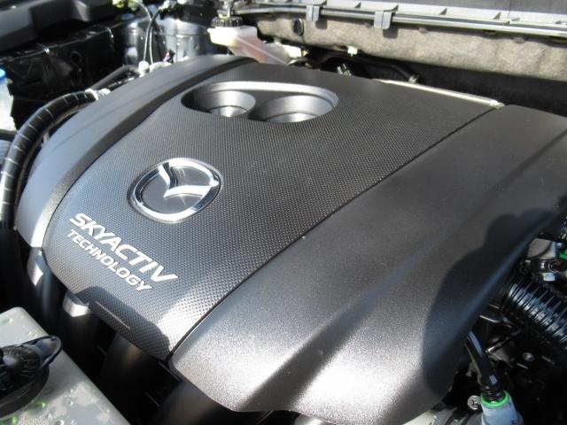 マツダ渾身のスカイアクティブエンジン☆低燃費だけでなく走りの気持ちよさにもこだわり造られたエンジンです☆