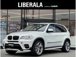 BMW X5 xドライブ 35d ブルーパフォーマンス 4WD HUD 茶革 サンルーフ 純正ナビTV Bカメ