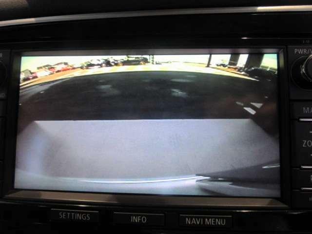 ♪バックカメラ搭載!駐車が安心です!
