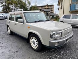 日産 ラシーン 1.5 タイプA 4WD 検2年受渡キーレスCD庄内産新米玄米10kg付