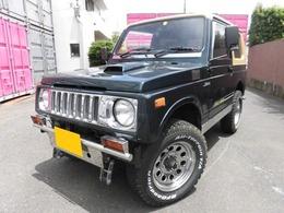 スズキ ジムニー 660 ワイルドウインド リミテッド 4WD リビルトEG