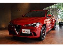 アルファ ロメオ ステルヴィオ 2.9 V6 ビターボ クアドリフォリオ 4WD バルブ開閉スイッチ後付